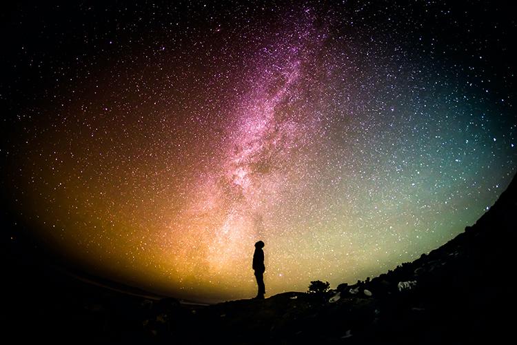 我只相信我自己,因为无论发生什么事,到最后都只剩下你自己。