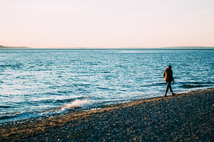 试图摆脱自己的孤独是徒劳的。你得一生固守着这份孤独。只是偶尔的时候,偶尔的时候,空罅会被填补。 