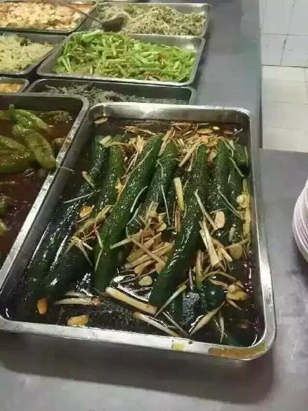 食堂阿姨新作:青海游龙